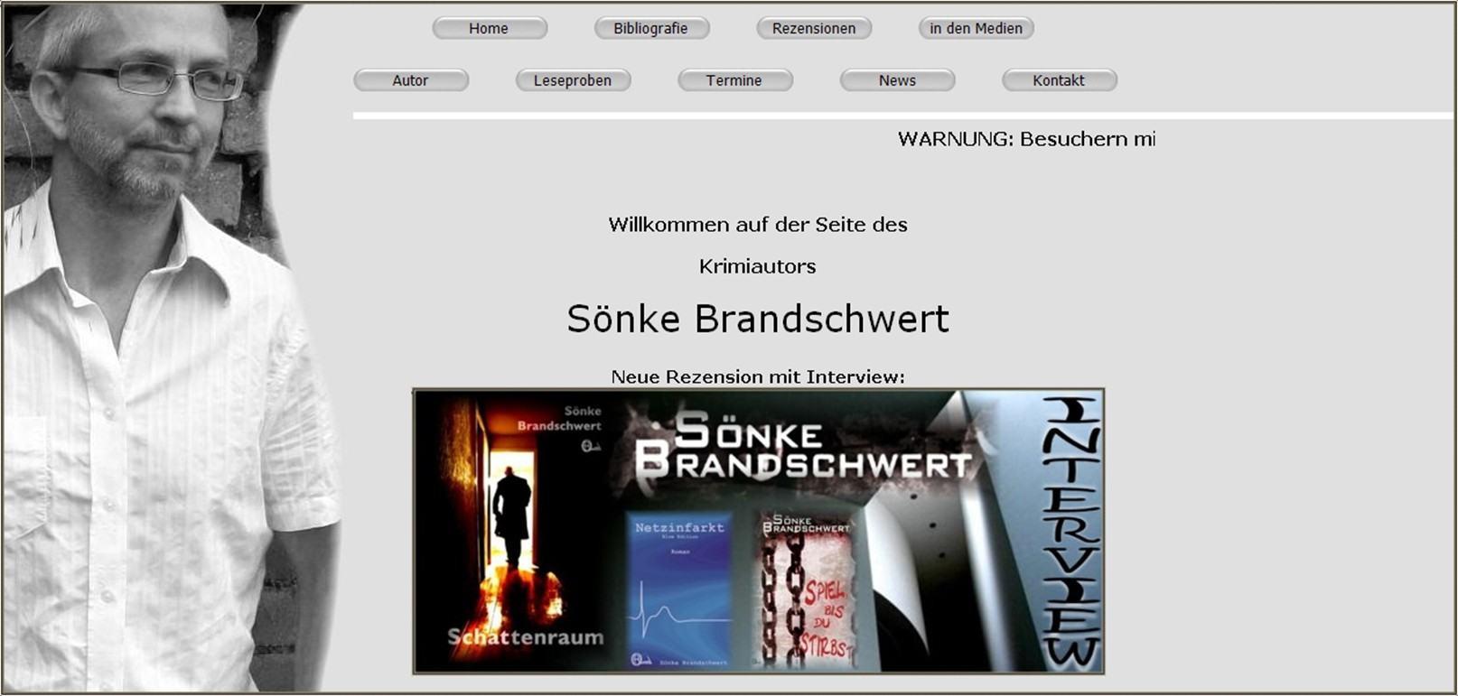 Homepage Brandschwert